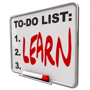 todo list learning