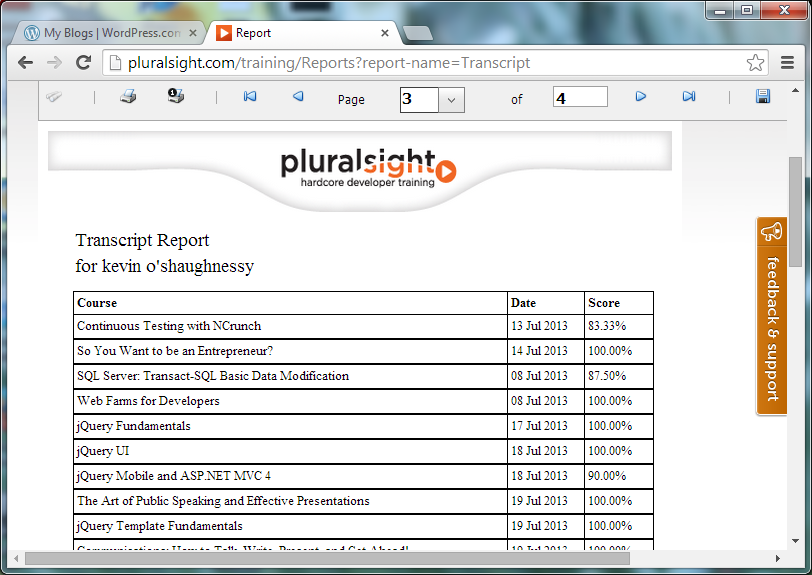 Making the Most of Pluralsight | OutlierDeveloper