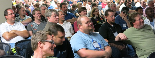 Codestock crowd